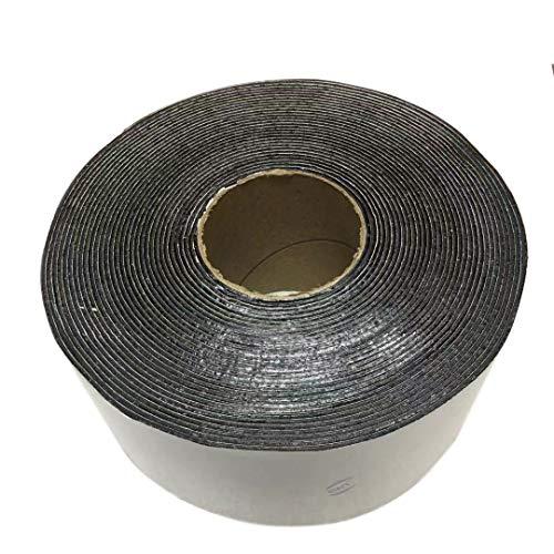 EWT (615) Asphalt Tarmac Parking lot Joint and Crack Sealer Hot Repair Filler Tape 50 FT Long (2 inchs x 50ft Tape)