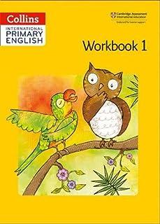 International Primary English Workbook 1