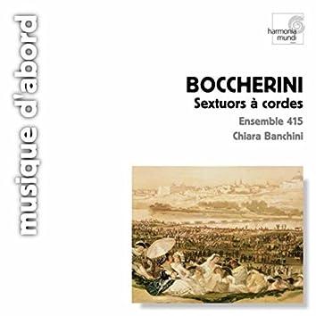 Boccherini: Sextets, Op. 23
