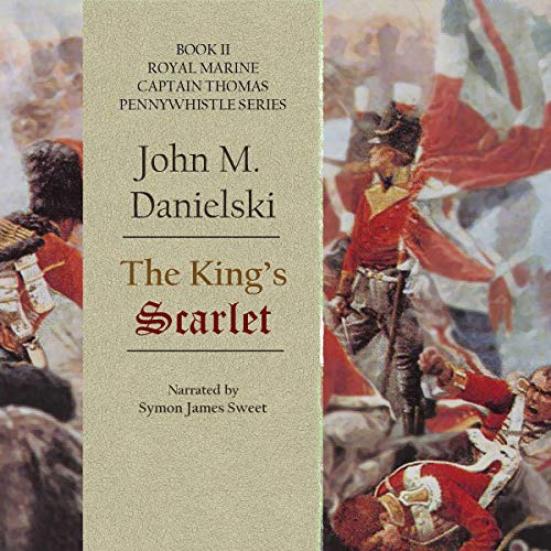 The King's Scarlet cover art