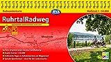 Kompakt-Spiralo BVA RuhrtalRadweg 1:50.000: Spannender kann ein Fluss nicht sein - mit Begleitheft