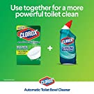 Clorox Automatic Toilet Bowl Cleaner Tablets with Bleach, (Each 4 Count of 3.5 oz Tablets) 14 oz, Pack of 2 #3