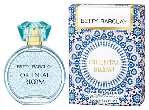 Betty Barclay® Oriental Bloom I Eau de Toilette - floral - feminin - verführerisch I 50 ml Natural Spray