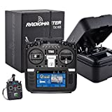 New RadioMaster TX16S Hall TBS Sensor Gimbals 2.4G 16CH Multi-Protocol RF System OpenTX Transmitter Remote Control for RC Drone (Hall Version Mode 1)