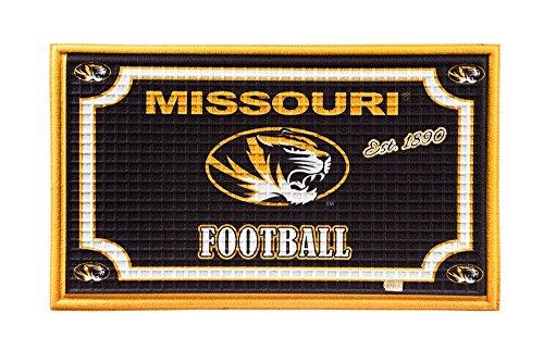 Team Sports America Collegiate University of Missouri Embossed Outdoor-Safe Mat - 30