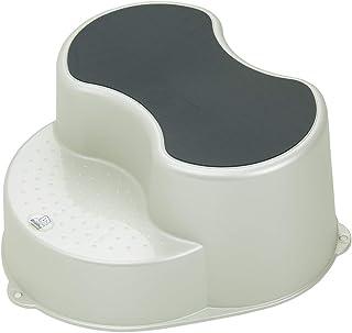 Rotho Babydesign 20005 0100 Top - Taburete infantil, color blanco perlado