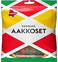 Malaco Aakkoset マラコ アーコセット フルーツ味 グミ 2袋×315g 北欧のお菓子です [並行輸入品]