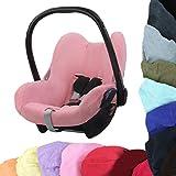 Babys-Dreams–Funda de verano universal de colchón de rizo para Maxi Cosi Cabriofix, 25 colores rosa Rosa