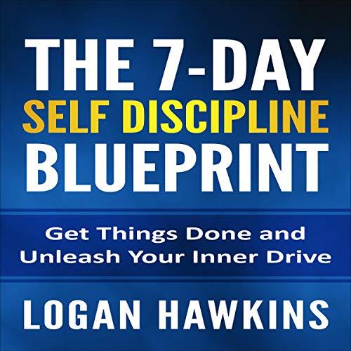 The 7-Day Self Discipline Blueprint cover art