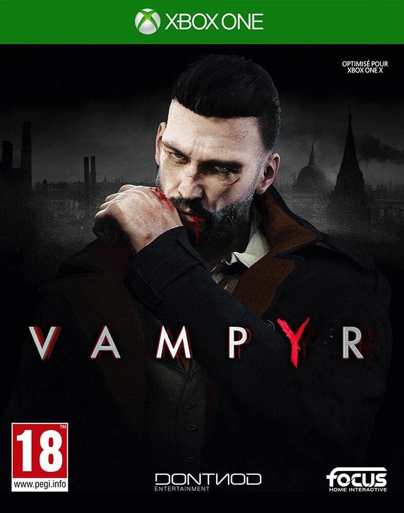 Vampyr - Xbox One [Importación francesa]