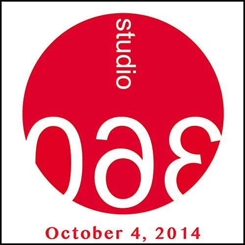 Studio 360: Jenny Slate & David Fincher audiobook cover art