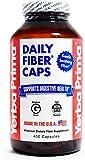 Yerba Prima Daily Fiber Formula, 400 Capsules
