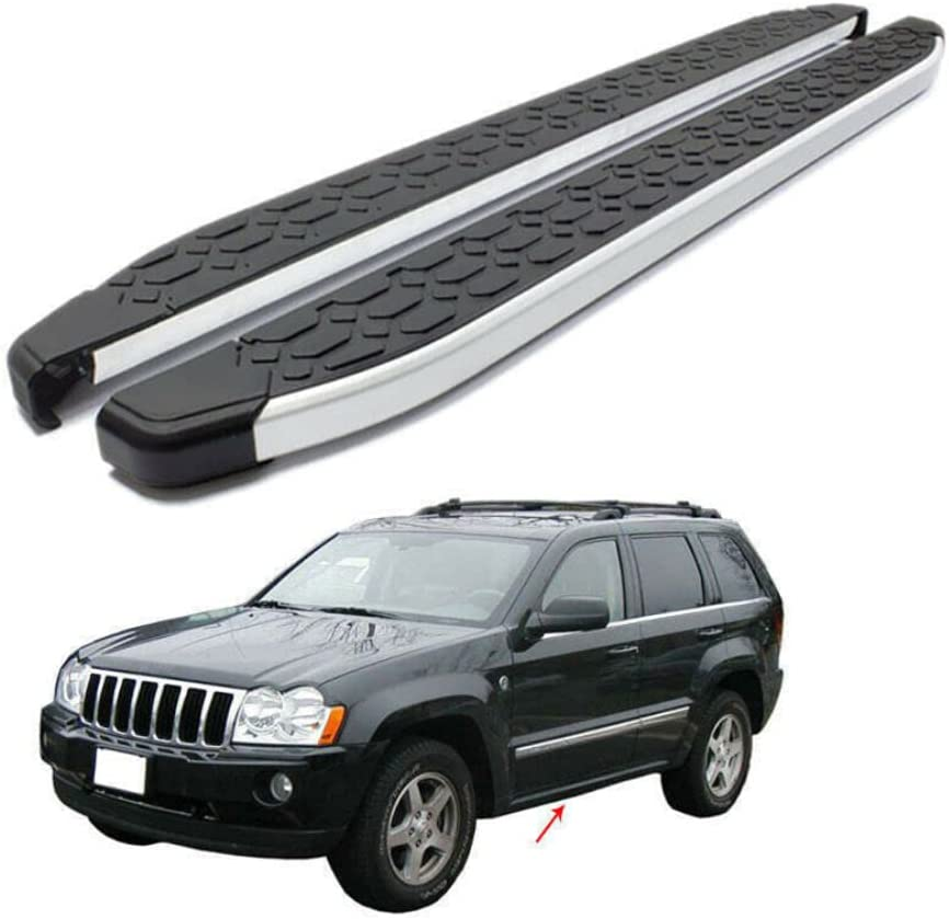 Directly managed store Zhangxiaoshan Customized Fort Worth Mall Side Steps Running Boards Nerf Alu. Bar