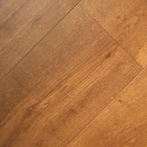 Floor Art Amsterdam Eiche Rustikal LHD Fertigparkett 1950x260x13mm, natur geölt längsseitig Mini Fase, 82,97 € / m², 252,39 € pro 3.042m² Verpackungseinheit