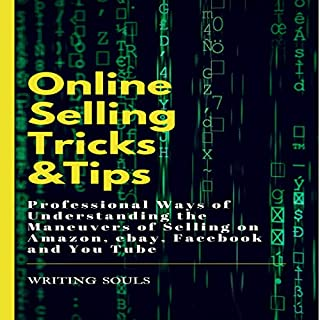 Online Selling Tricks and Tips audiobook cover art