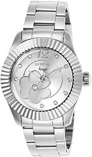Angel Crystal Silver Dial Ladies Watch 27445