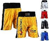 EVO Herren Boxhose Kampfsport MMA Kickboxen Kampfsport Gear Muay Thai