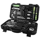 Birzman Travel Tool Box Werkzeuge, Schwarz (Außenbox), Einheitsgröße