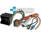 ISO-PSA.2003 - Conector iso universal para instalar radios en Peugeot y Citroen.
