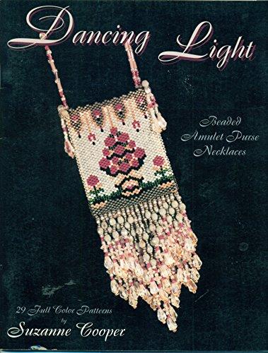 Dancing Light: Beaded Amulet Purse Necklaces