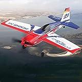 CYLYFFSFC 2.4G Planeador A430 Control Remoto EPP Material de Espuma avión sin escobillas Motor Drone El Sistema 3D6G es como un Modelo de avión Real, Adecuado para Principiantes Adultos para Volar