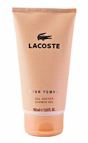 Lacoste femme / woman, Duschgel 150 ml, 1er Pack (1 x 1 Stück)