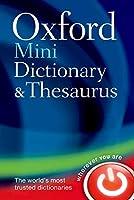 Oxford Mini Dictionary & Thesaurus