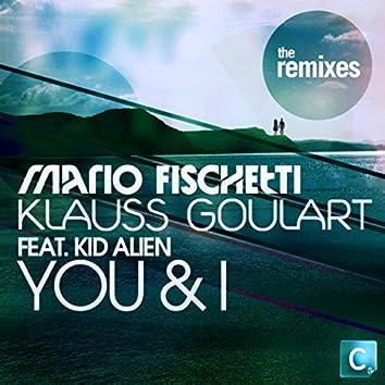 You & I (Remixes)
