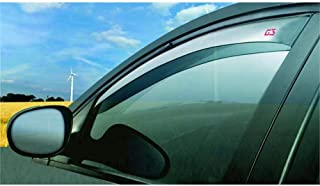 Only for the 5 Doors Model Tinted Easy to Fit Pair of Front Wind Deflectors G3 19.657 G3 19.657