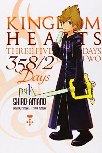 Kingdom Hearts 358/2 Days, Vol. 1 (Kingdom Hearts 358/2 Days, 1)