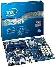 Intel Desktop Motherboard LGA1155 DDR3 1600 ATX - BOXDH77KC
