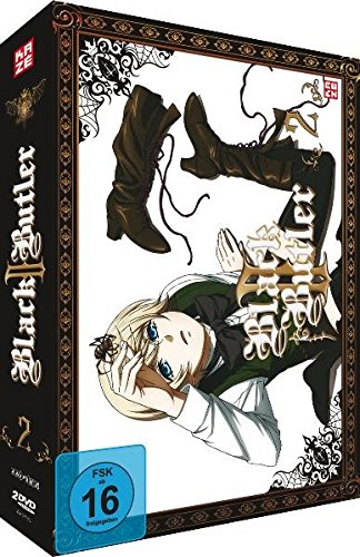 Black Butler - Staffel 2 - Vol. 2 - [DVD]