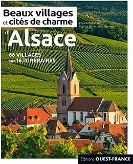 Beaux villages et cités de charme d'Alsace