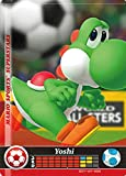 Nintendo Mario Sports Superstars Amiibo Card Soccer Yoshi for Nintendo Switch, Wii U, and 3DS