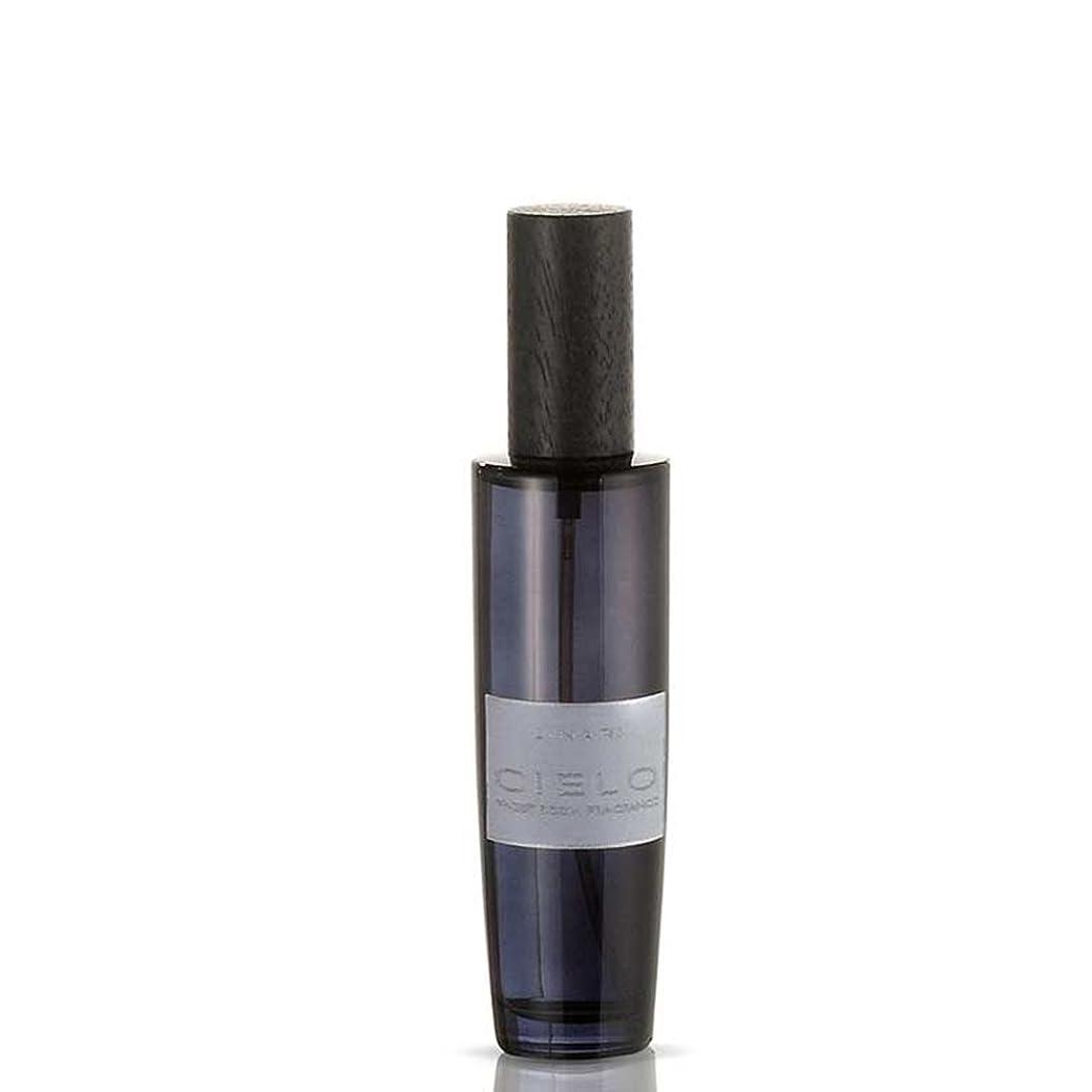 アクロバットさようなら襟LINARI リナーリ ルームスプレー Room Spray チェロ CIELO BLACK AMETHYST LINE