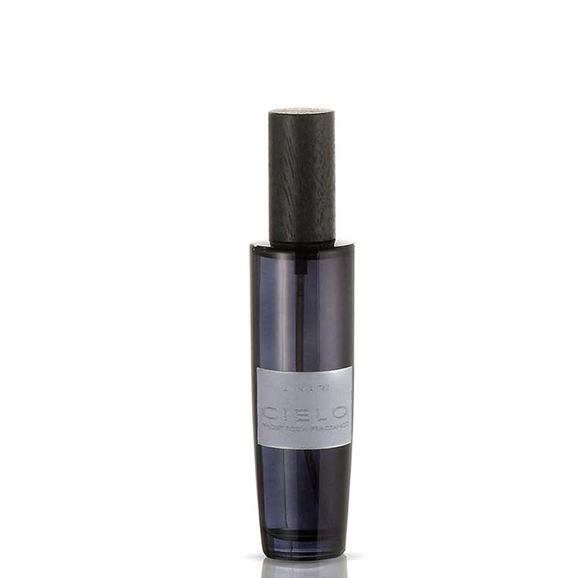 病なホラーまともなLINARI リナーリ ルームスプレー Room Spray チェロ CIELO BLACK AMETHYST LINE
