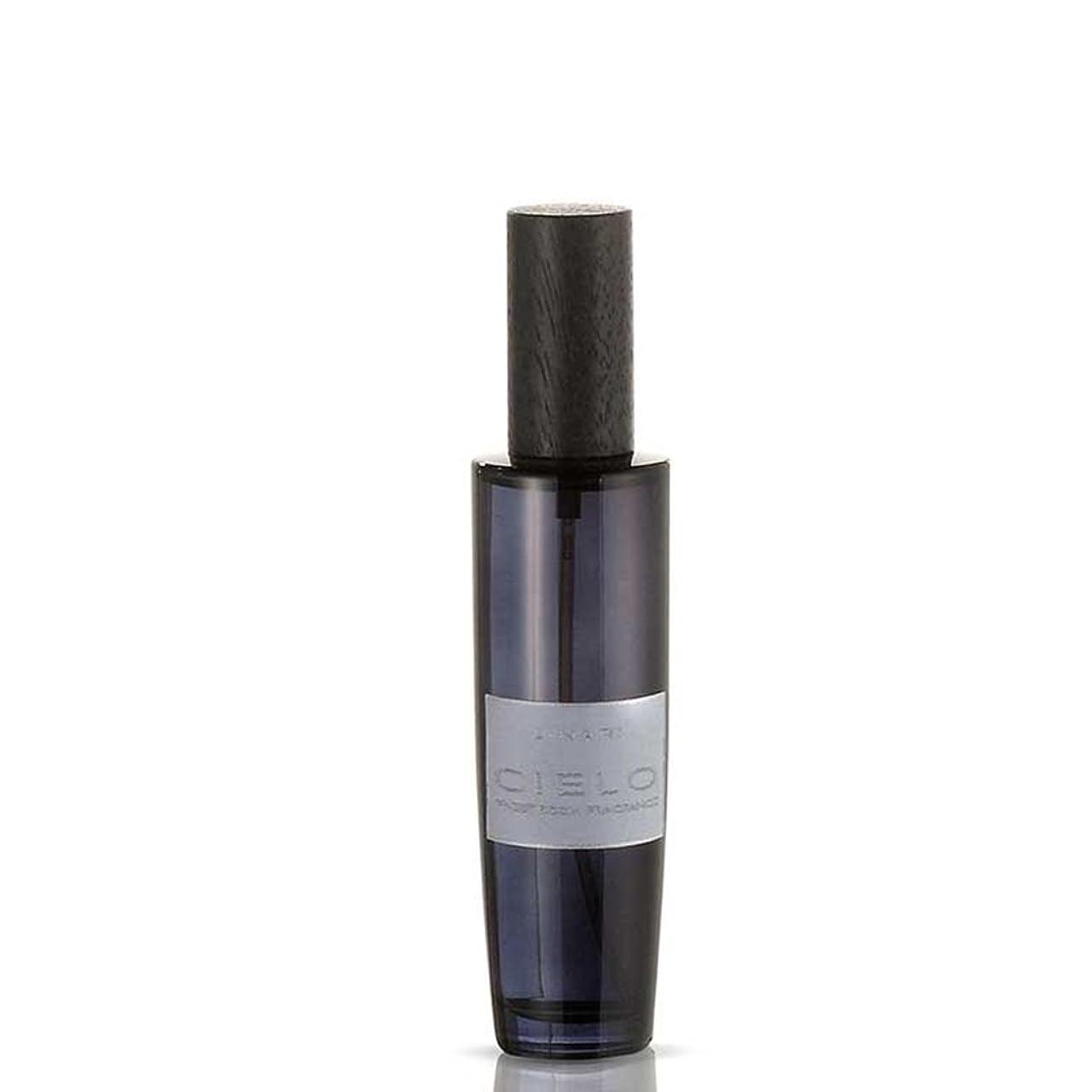 お金アライメント一時的LINARI リナーリ ルームスプレー Room Spray チェロ CIELO BLACK AMETHYST LINE