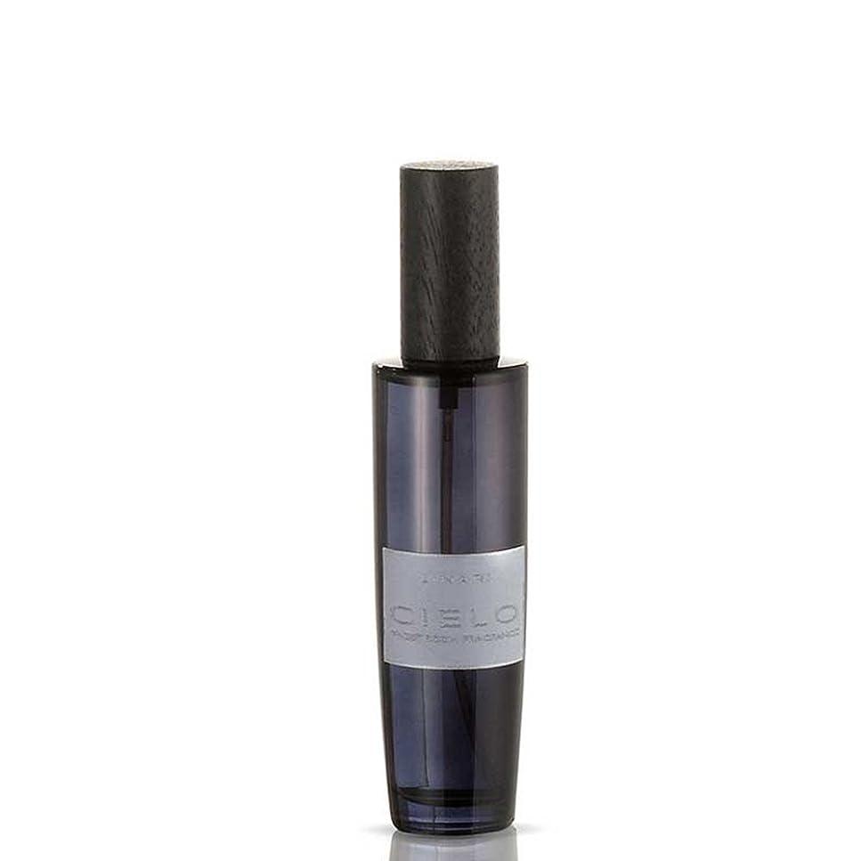 死すべきくまサドルLINARI リナーリ ルームスプレー Room Spray チェロ CIELO BLACK AMETHYST LINE