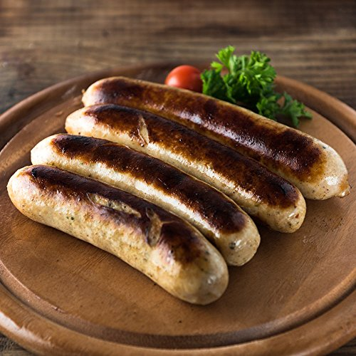 Howe's Bavarian Bratwurst - Caramelized (12 ounce)