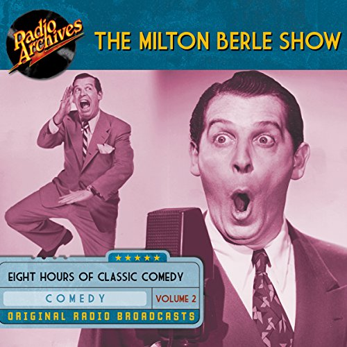 The Milton Berle Show, Volume 2 Titelbild