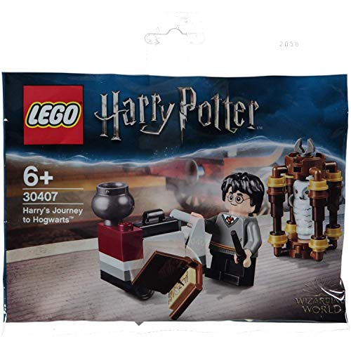 Lego Elj 30407 - Harry 'S Journey To Hogwarts