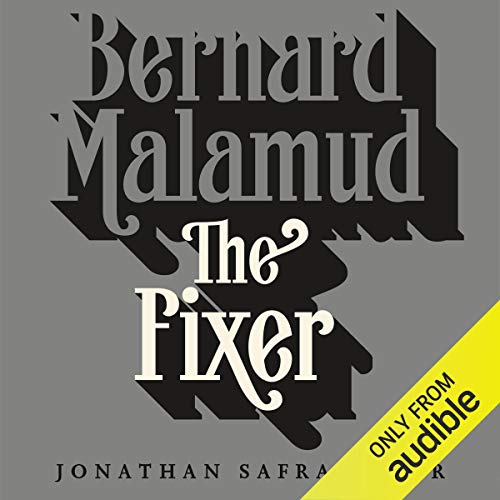 The Fixer audiobook cover art