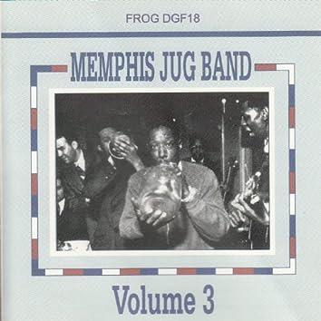 Memphis Jug Band, Vol. 3