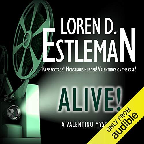 Alive audiobook cover art