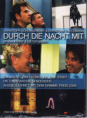 Durch die Nacht mit ... Teil 4: Christoph Schlingensief & Christian Thielemann /Bryan Ferry & Dieter Meier