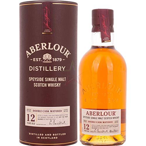 Aberlour 12 Years Old DOUBLE CASK MATURED Highland Single Malt Scotch Whisky 40,00% 0,70 Liter