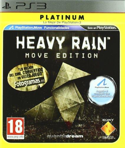 Heavy Rain -Move Edition- -Platinum- [Spanisch Import]