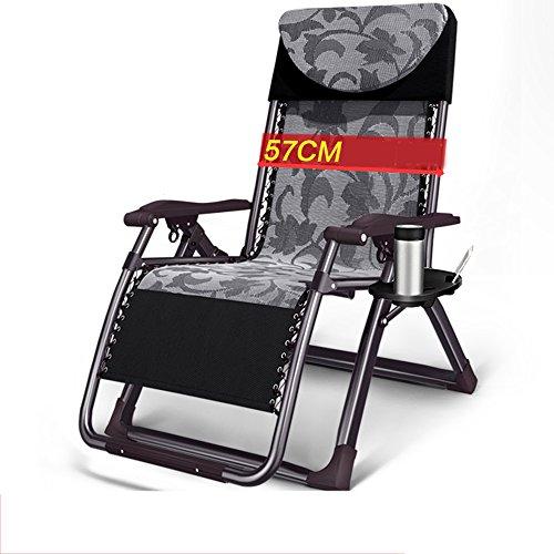 MKJYDM - Tumbona plegable para almuerzo o desayuno, silla de oficina, silla de pausa, silla plegable, color B
