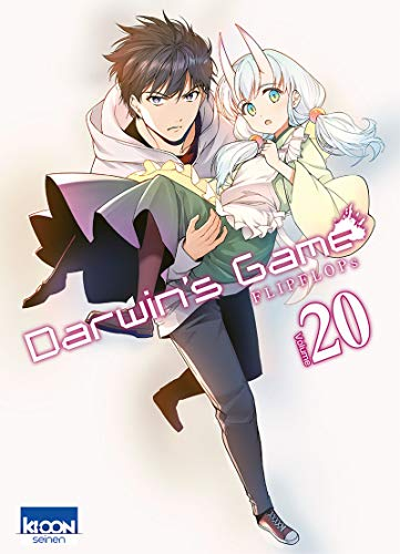 Darwin's Game Edition simple Tome 20