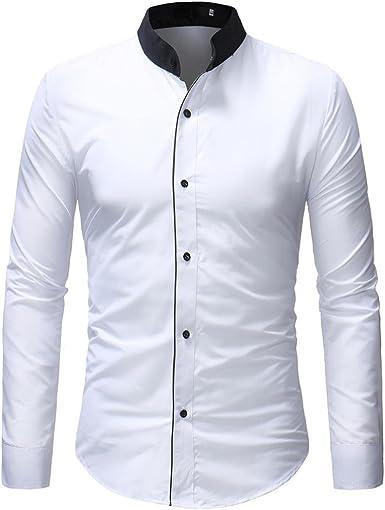 Camisa De Hombre Negocios Leey De Camisa Camiseta para Mode ...